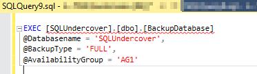 BackupDatabaseCode