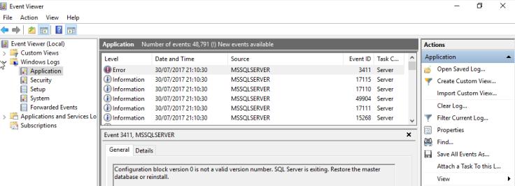 2017-07-30 21_11_04-SQL02 [Running] - Oracle VM VirtualBox