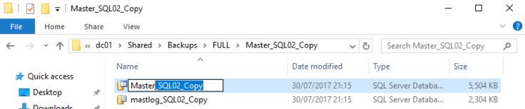 2017-07-30 21_17_58-SQL02 [Running] - Oracle VM VirtualBox