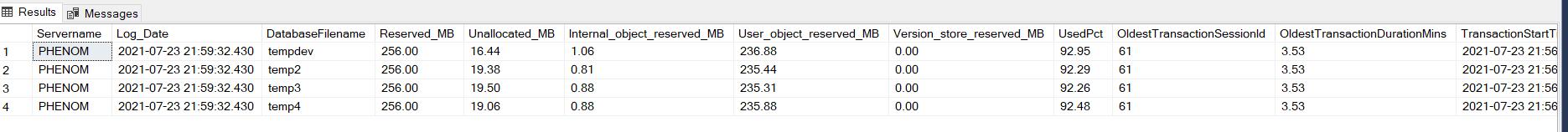 2021-07-23 22_00_19-SQLQuery6.sql - PHENOM.DBA (PHENOM_adest (57))_ - Microsoft SQL Server Managemen